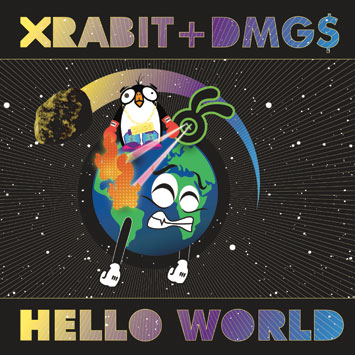 Xrabit DMG$ Hello World