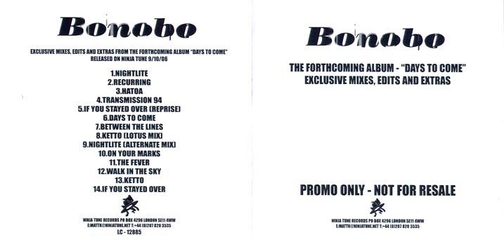 Bonobo goldie039s discovery 1