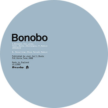 bonobo in between recurring remixes