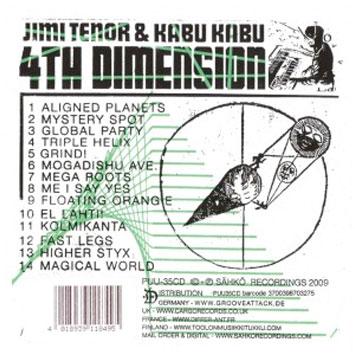 Jmi Tenor 4th Dimension