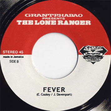 Grant Phabao and The Lone Ranger Fever
