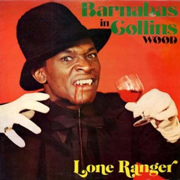 lone ranger barnabas in collins wood