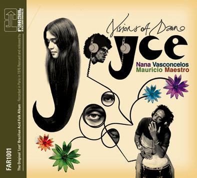 Joyce Visions of Dawn
