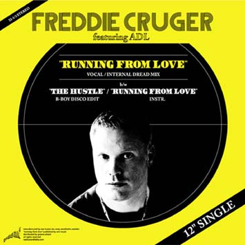Freddie Cruger feat. ADL - Running From Love