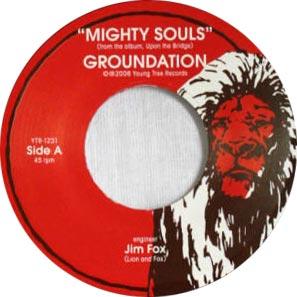 Groundation - Mighty Souls Single