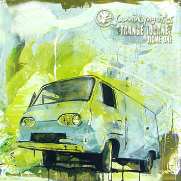 Cunninlynguists Strange Journey Volume One