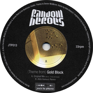 Random Heroes Theme From Gold Block