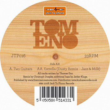 Tom Eno Two Guitars