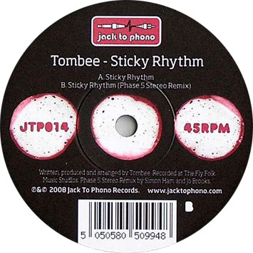 Tombee Sticky Rhythm