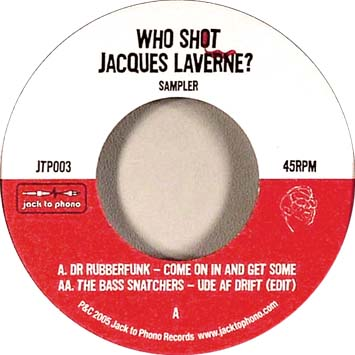 Who Shot Jacques Laverne Sampler