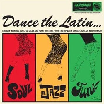 Various - Dance The Latin    Soul Jazz Funk - Paris DJs