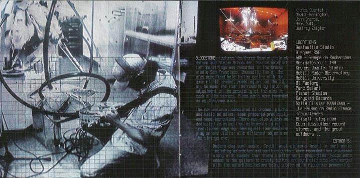 Amon Tobin - Foley Room - Paris DJs