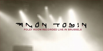 Amon Tobin Foley Room Recorded Live In Brussels