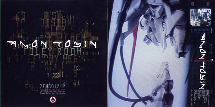 Amon Tobin Foley Room Paris Djs