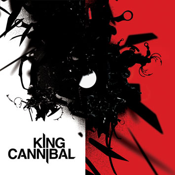 King Cannibal Arigami Style