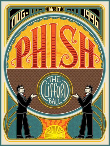 Phish The Clifford Ball DVD Box Set