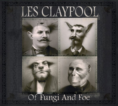 Les Claypool Of Fungi And Foe