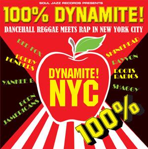 100 percent Dynamite NYC