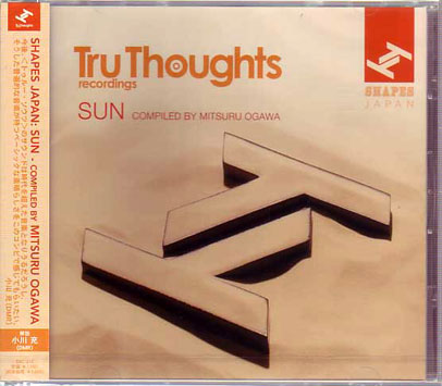 Tru Thoughts Shapes Japan Sun