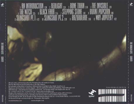 The Broken Keys - Gravity - Paris DJs
