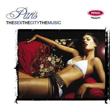 Various - Paris - The Sex, The City, The Music